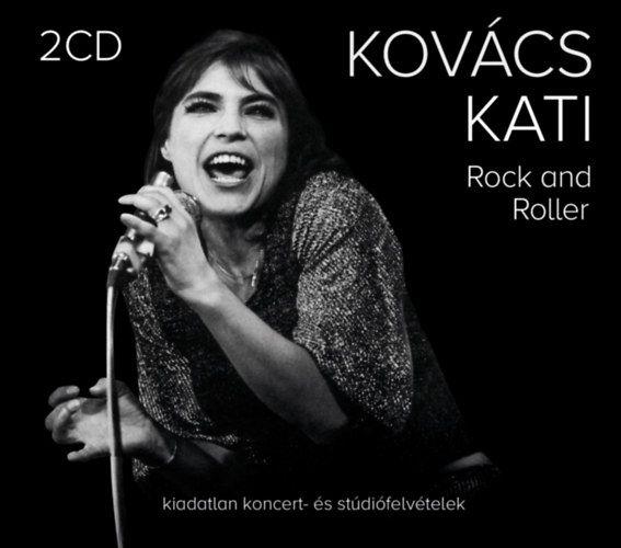 Kovács Kati: Rock and roller 2CD (CD)