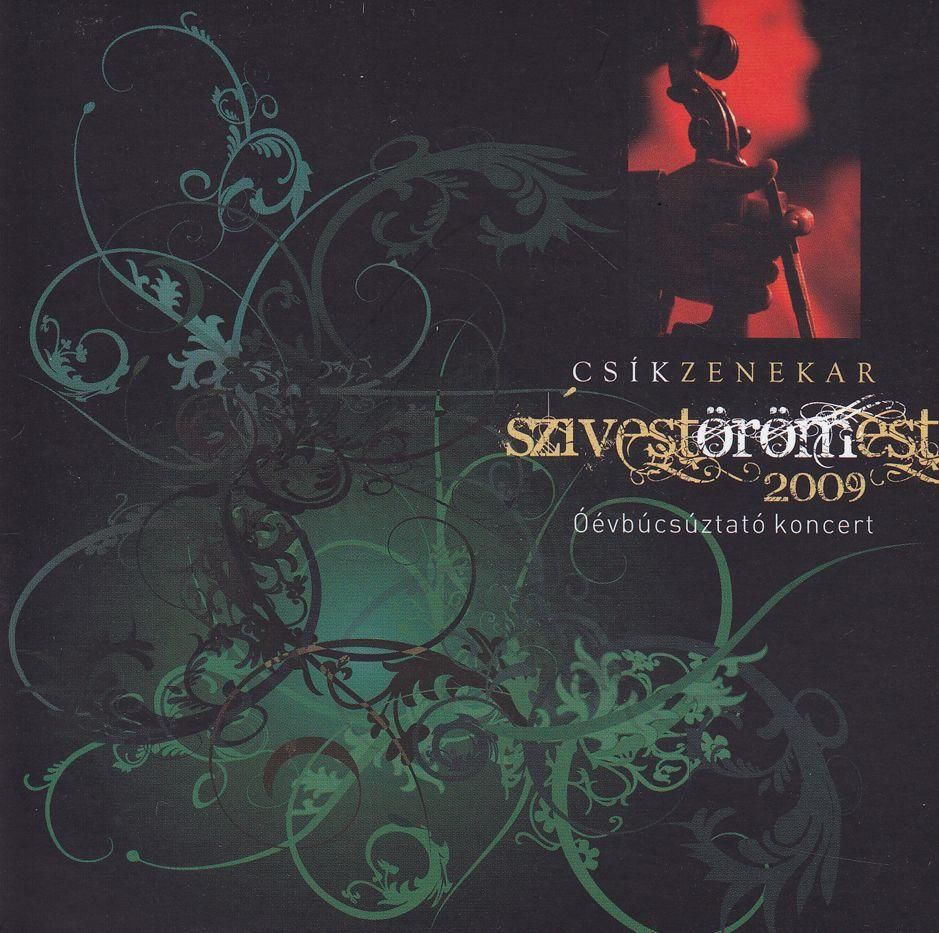 Csík zenekar: Szívest örömest (CD)