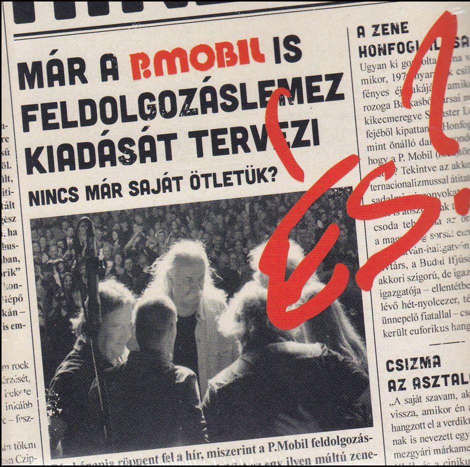 P. Mobil: És? (CD)