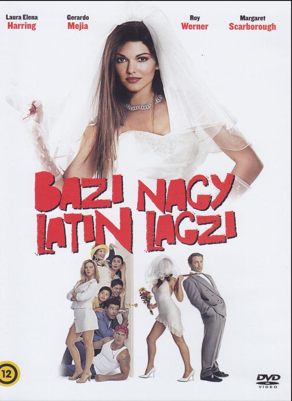 Bazi nagy latin lagzi (DVD)