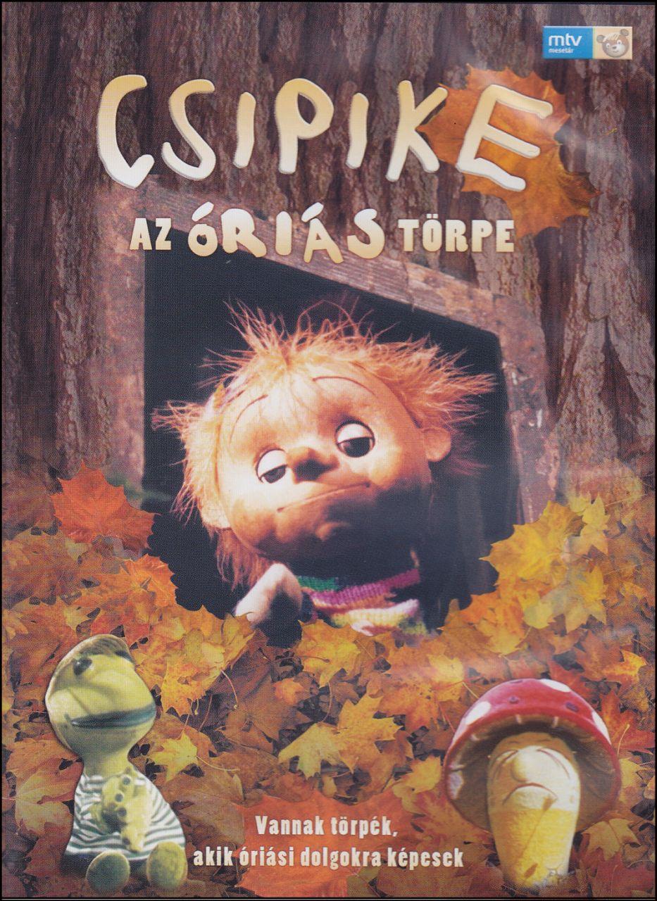 Csipike az óriás törpe (DVD)