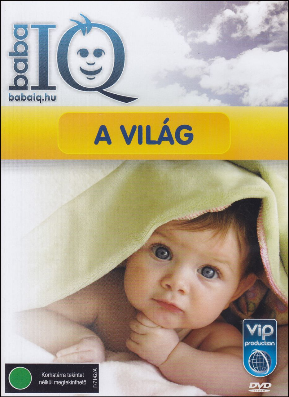 Baba IQ – A világ (DVD)