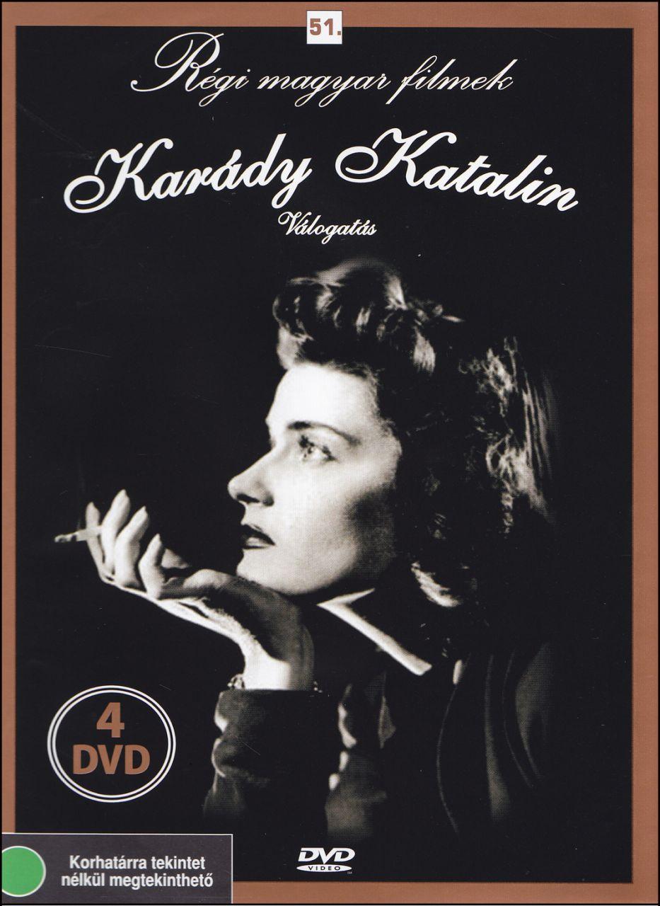 Karády Katalin Válogatás 4 DVD (DVD)