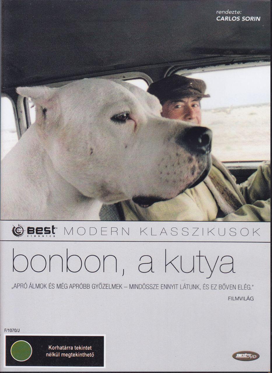 Bonbon, a kutya (DVD)