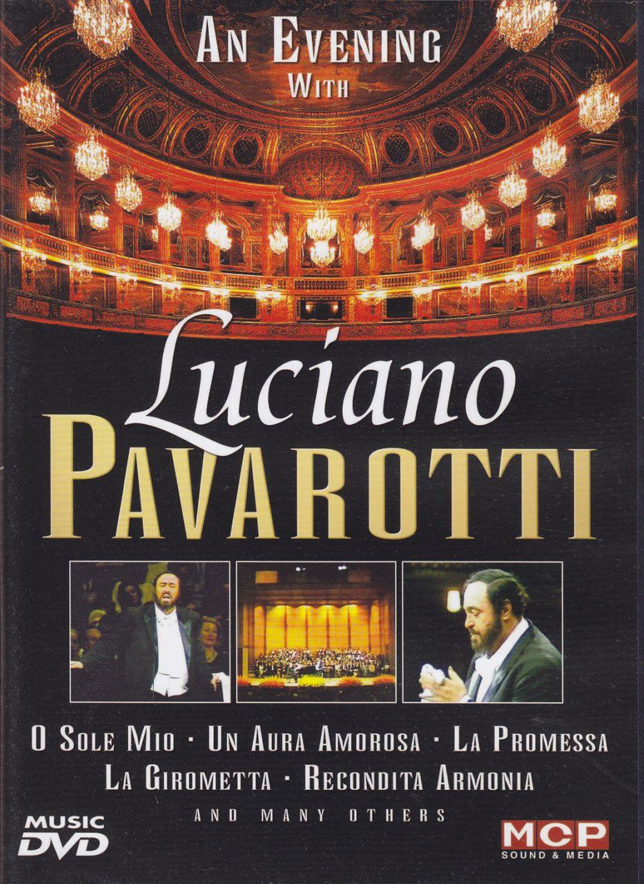 Pavarotti: An Evening With Luciano Pavarotti (DVD)