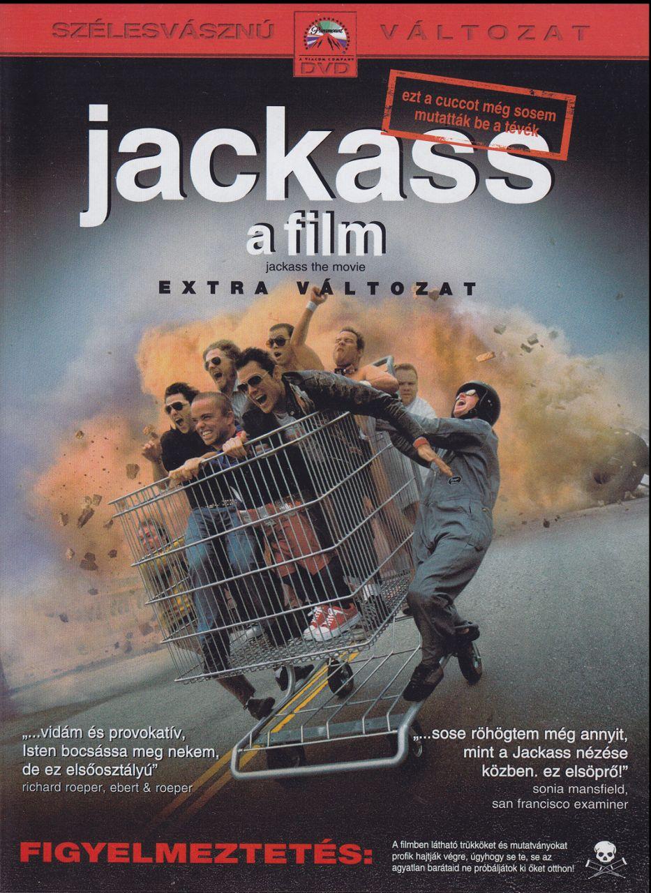 Jackass: A film (DVD)