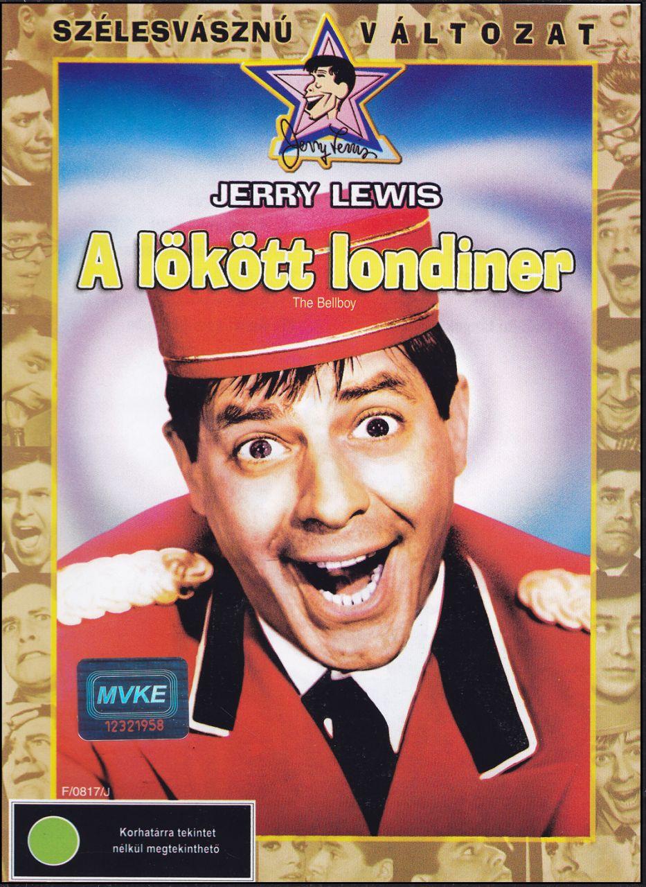 A lökött londíner (DVD)