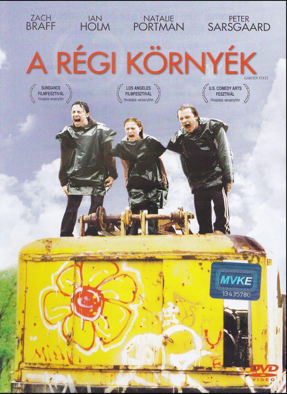 A régi környék (DVD)