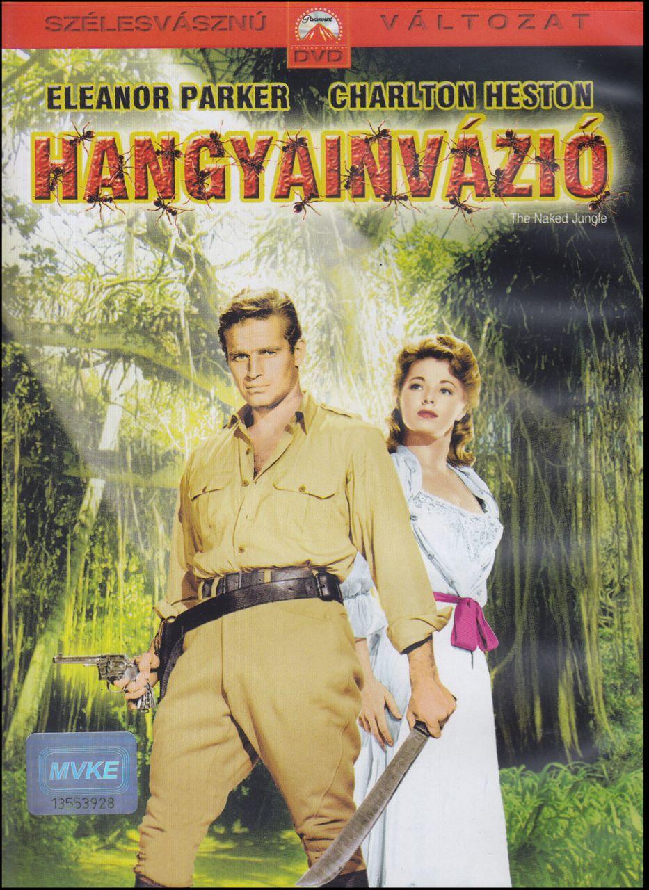 Hangyainvázió (DVD)