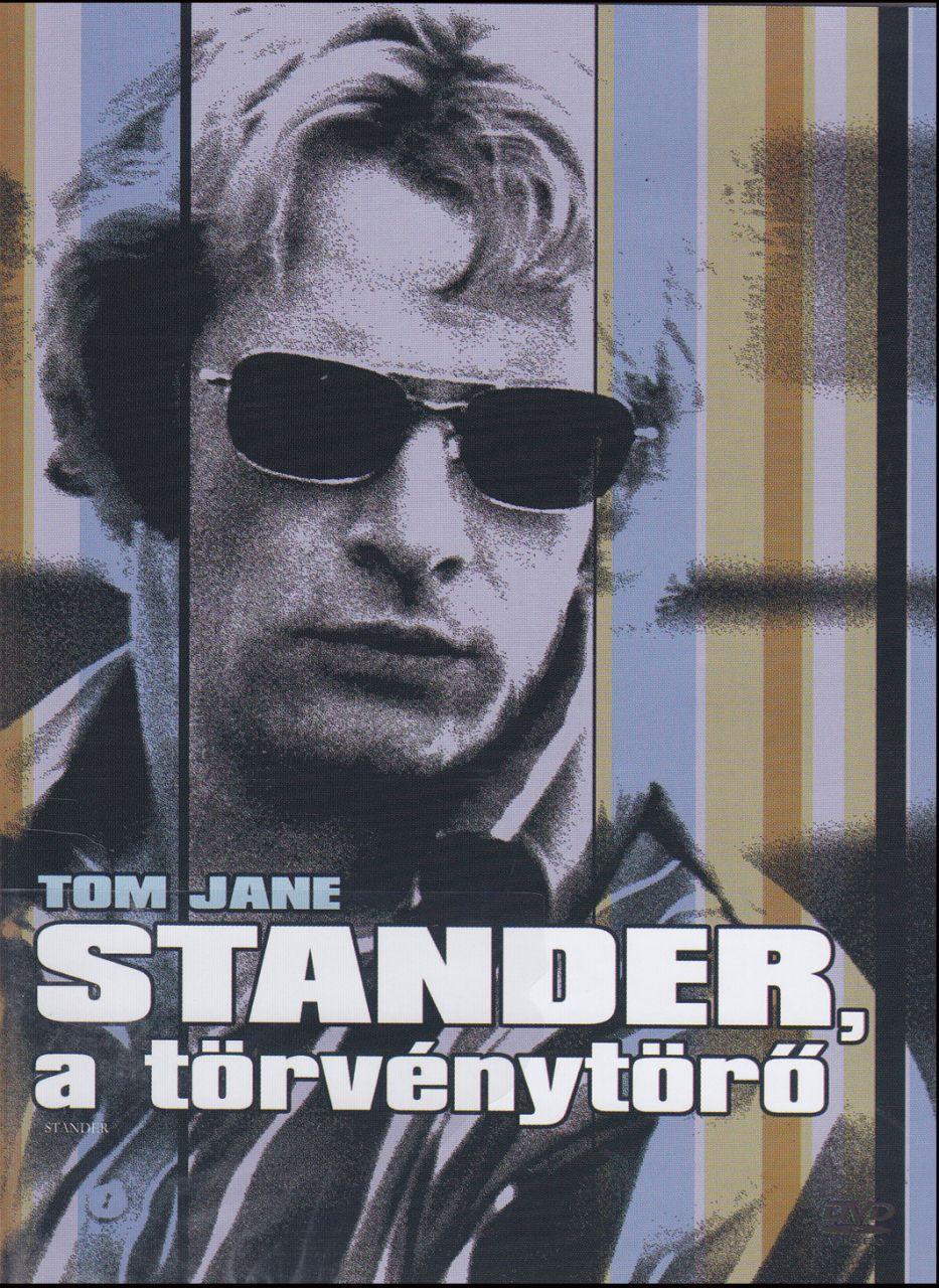 Stander, a törvénytörő (DVD)