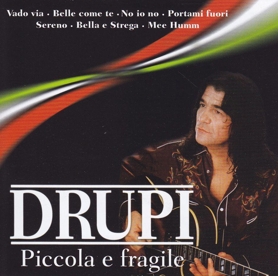 Drupi: Piccola e fragile (CD)