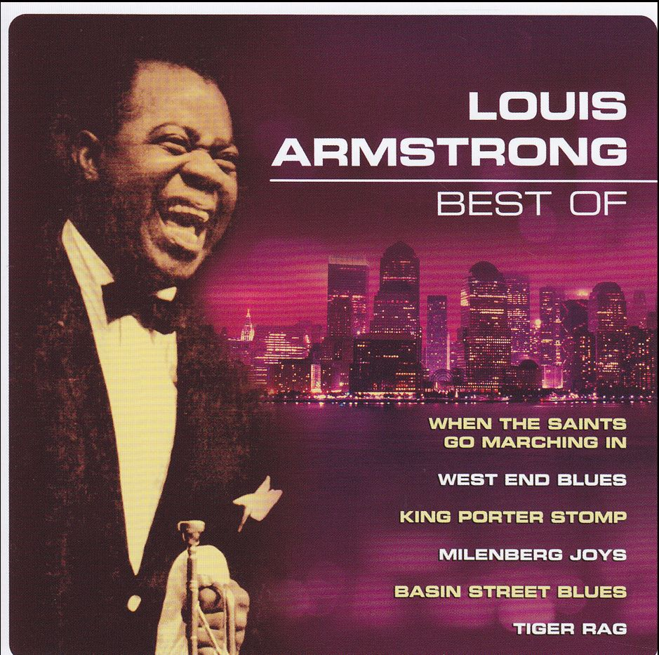 Louis Armstrong: Best of 2CD (CD)