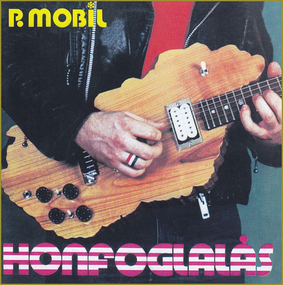P.Mobil: Honfoglalás (CD)