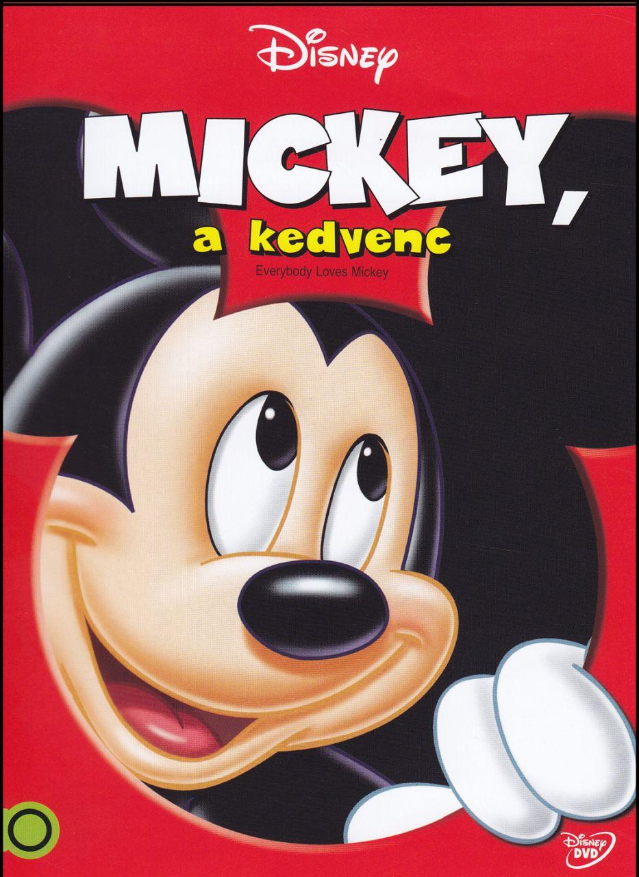 Mickey, a kedvenc (DVD)