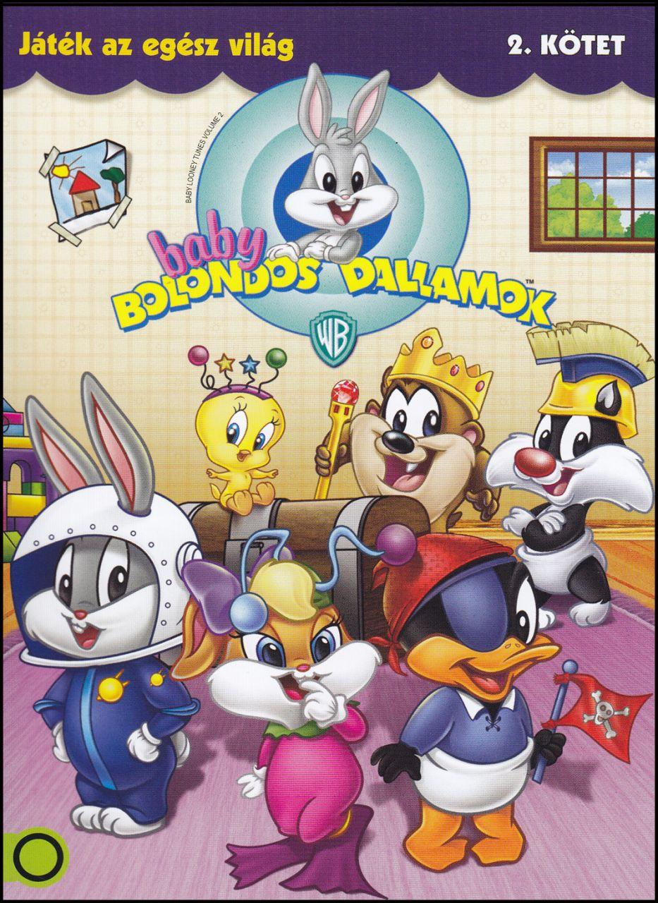 Baby bolondos dallamok - Játék az egész világ 2. kötet (DVD)