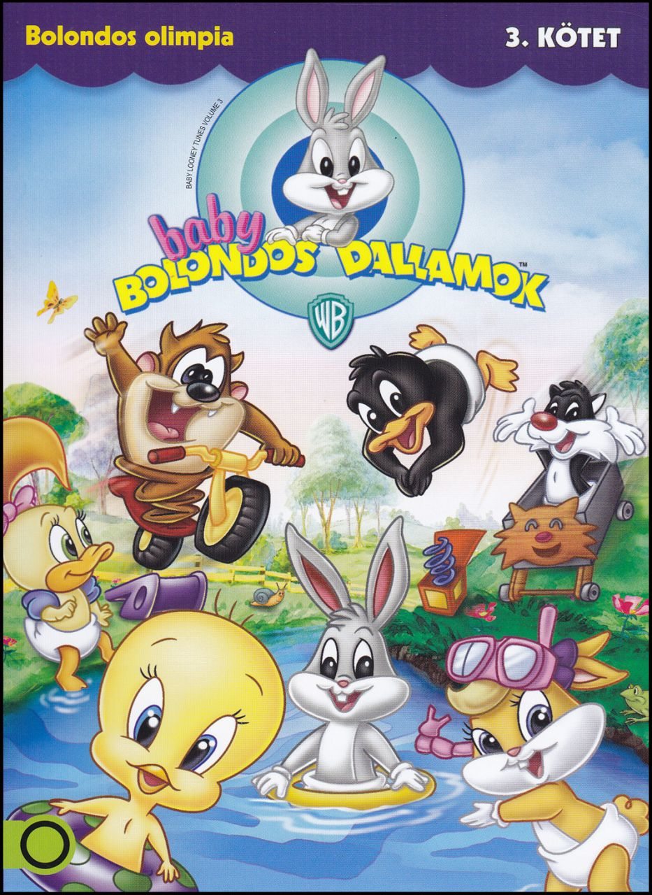Baby bolondos dallamok - Bolondos olimpia 3. kötet (DVD)
