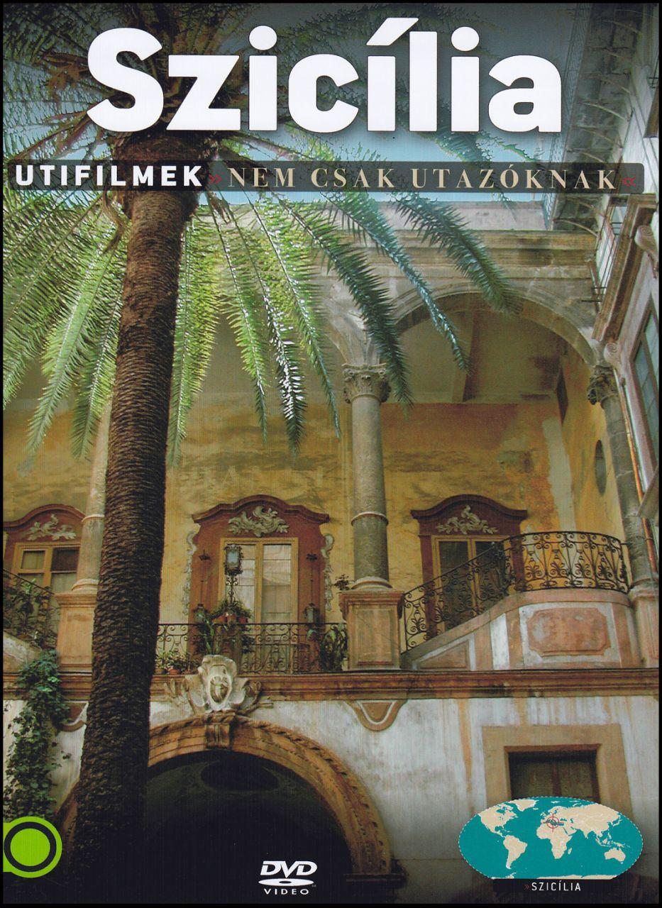 Szicília Útifilmek nem csak utazóknak (DVD)