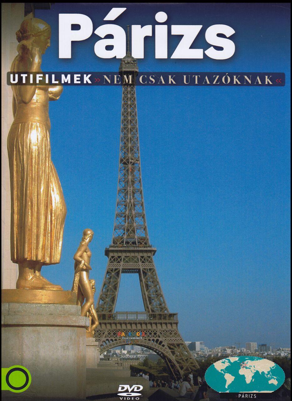 Párizs Útifilmek nem csak utazóknak (DVD)
