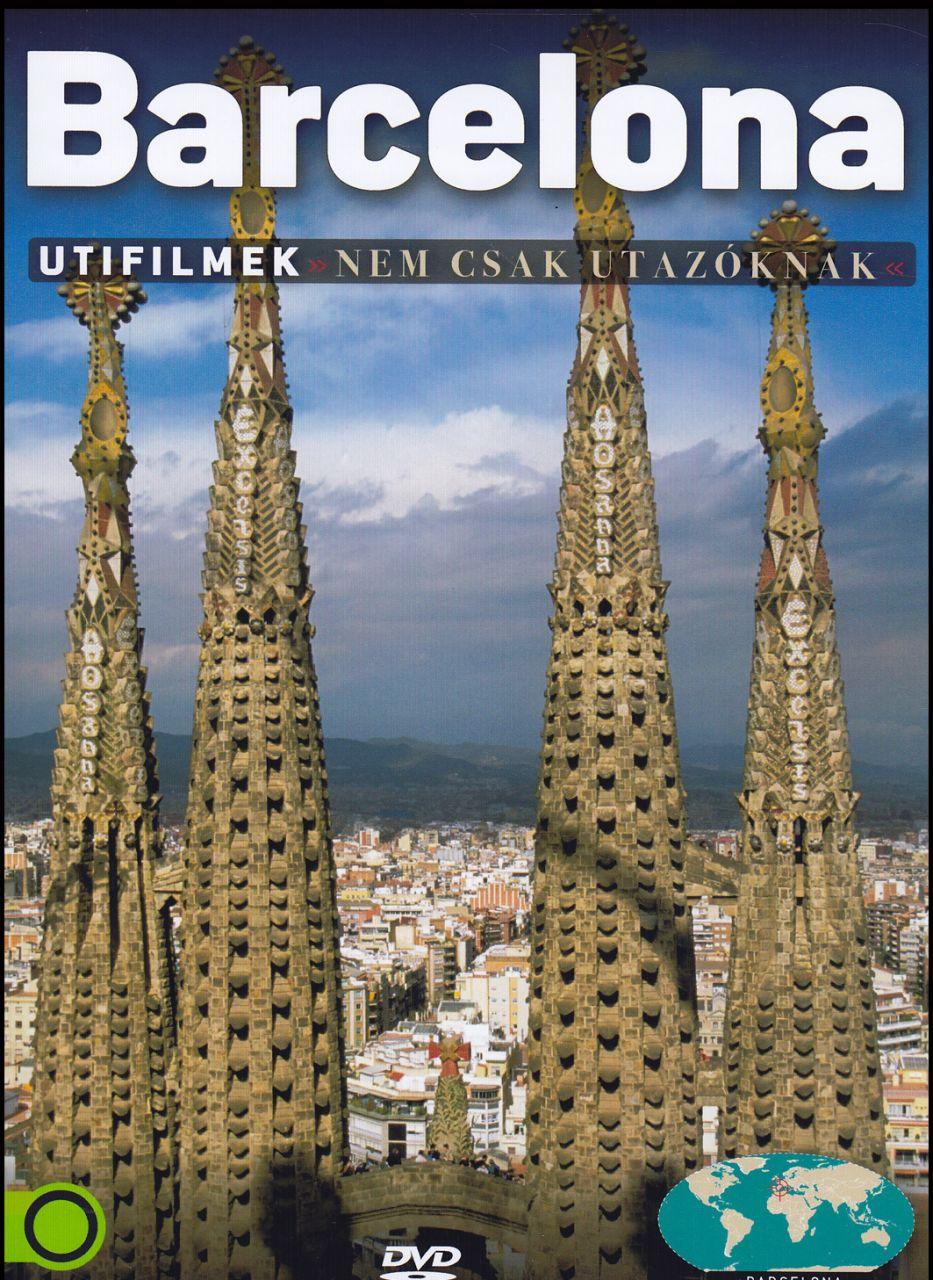 Barcelona Útifilmek nem csak utazóknak (DVD)