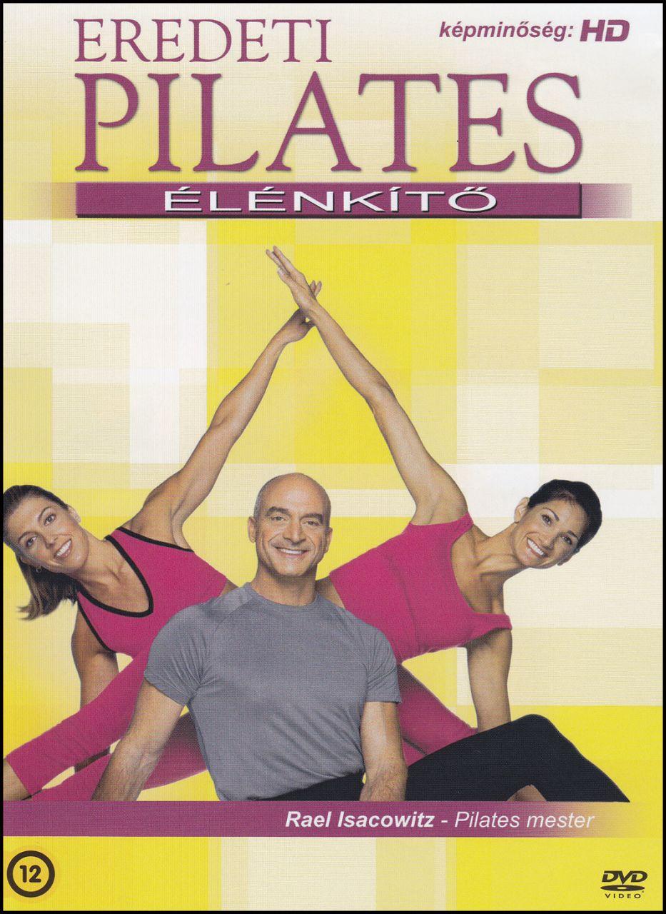 Eredeti Pilates élénkítő (DVD)