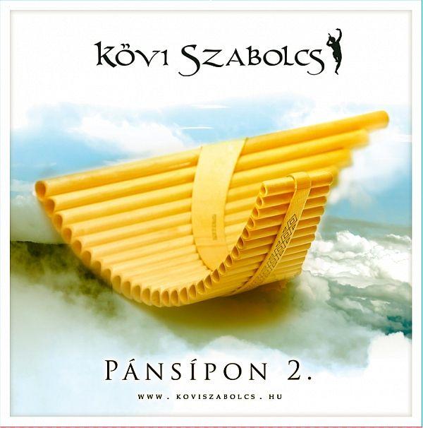 Kövi Szabolcs: Pánsípon 2. (CD)