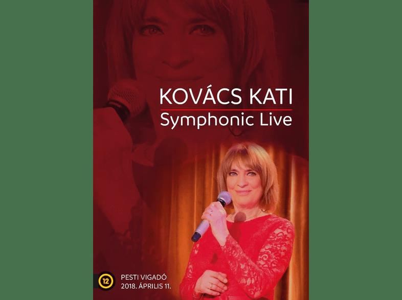 Kovács Kati: Symphonic Live (DVD)