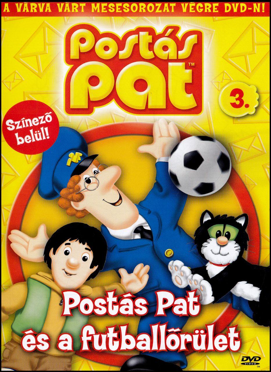 Postás Pat 3. (DVD)
