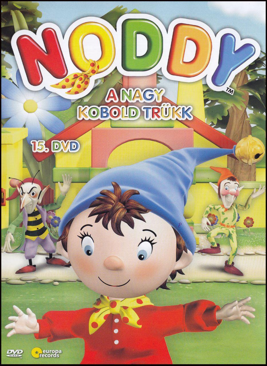 Noddy A nagy kobold trükk 15. (DVD)