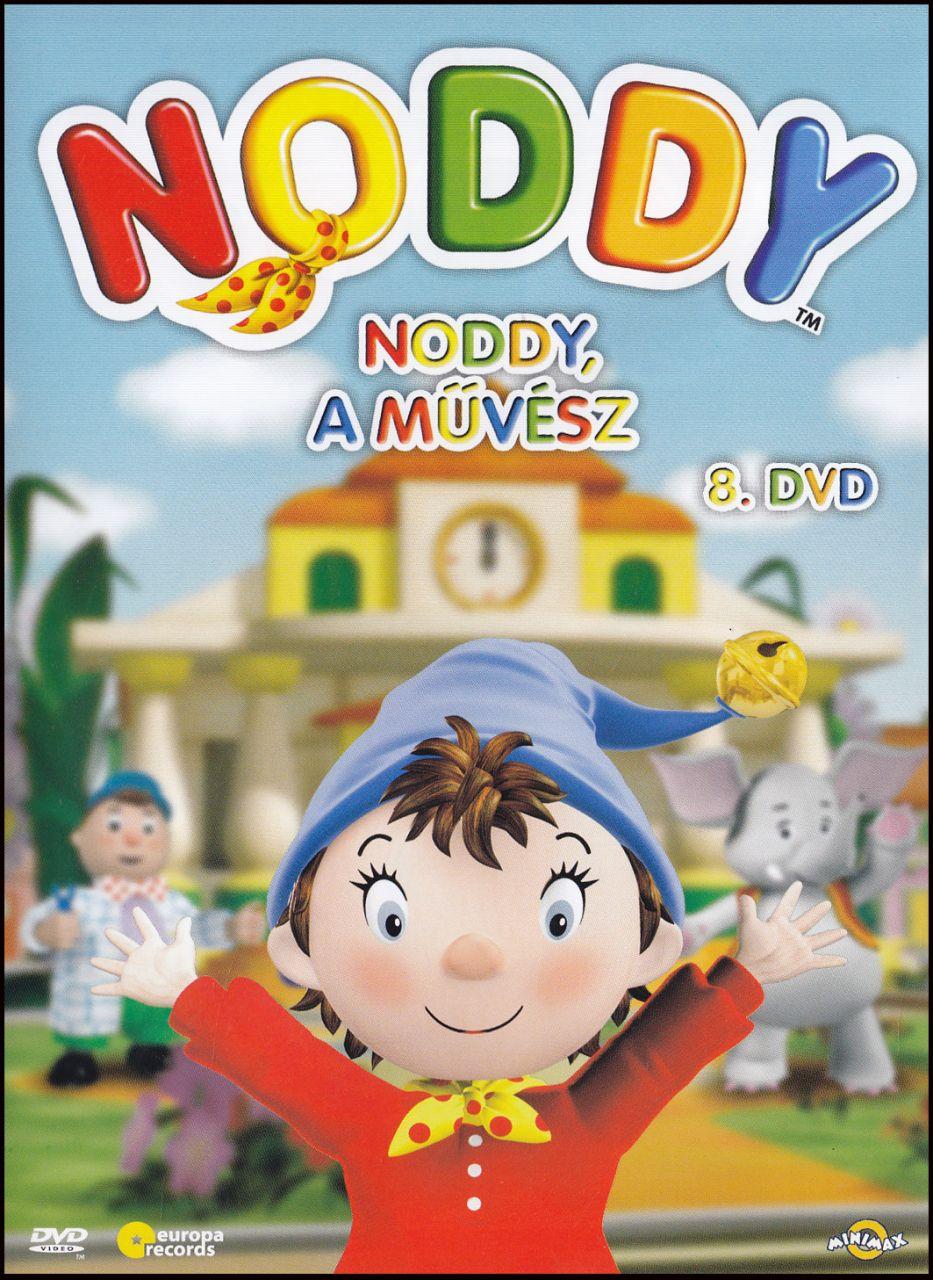 Noddy Noddy a művész 8. (DVD)