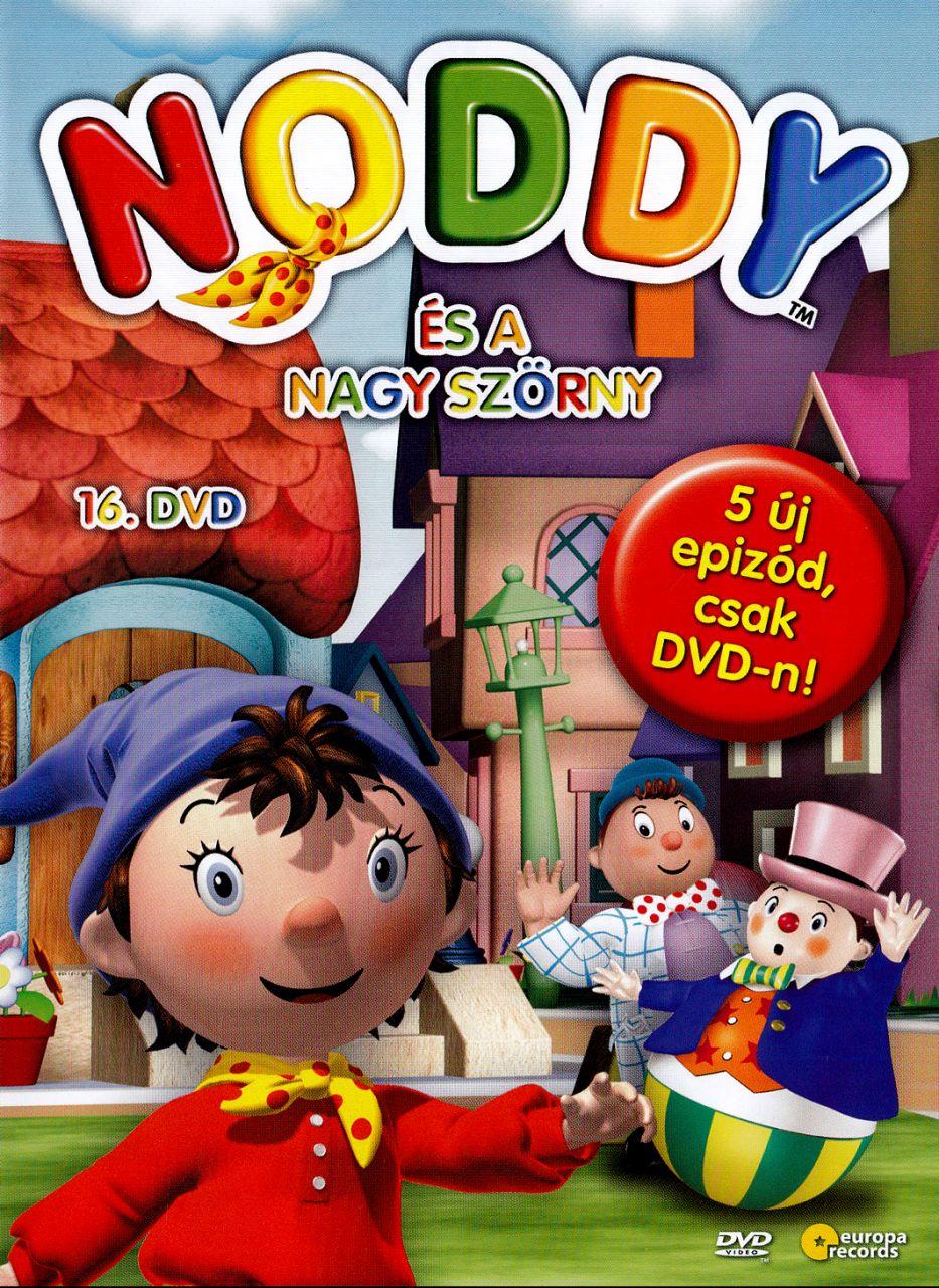 Noddy és a nagy szörny 16. (DVD)