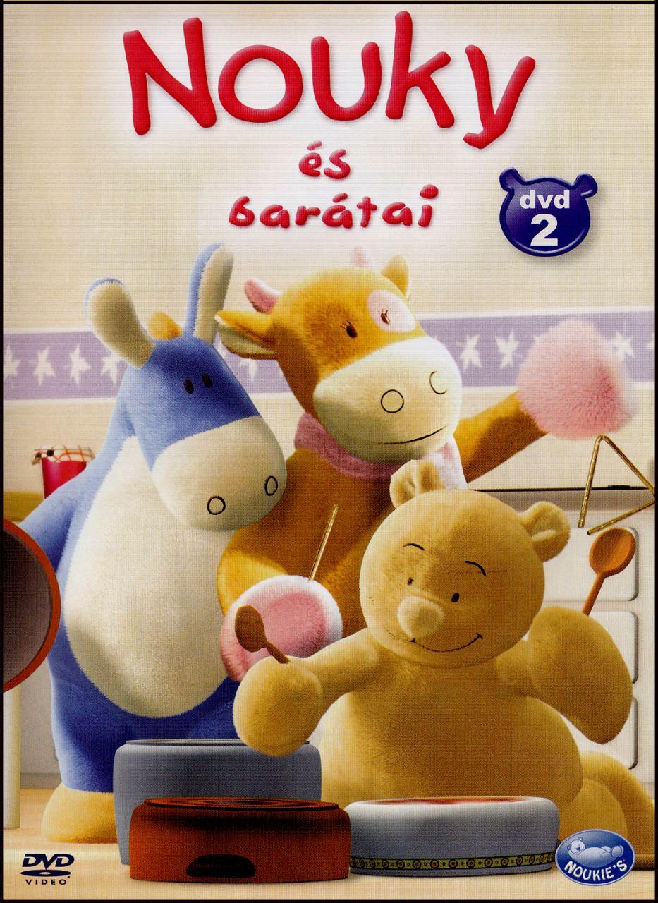 Nouky és barátai 2. (DVD)