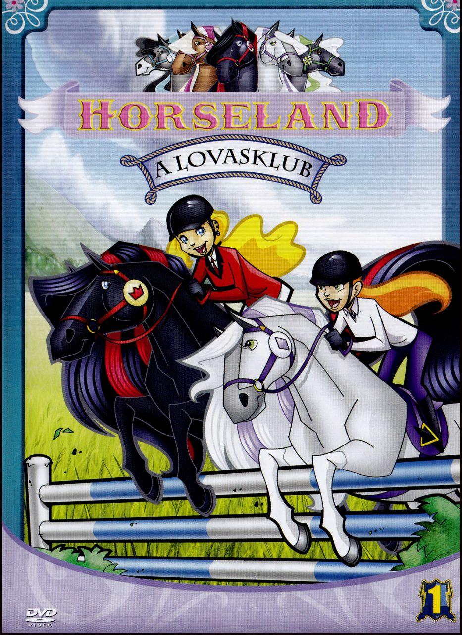 Horseland a lovasklub 1. (DVD)