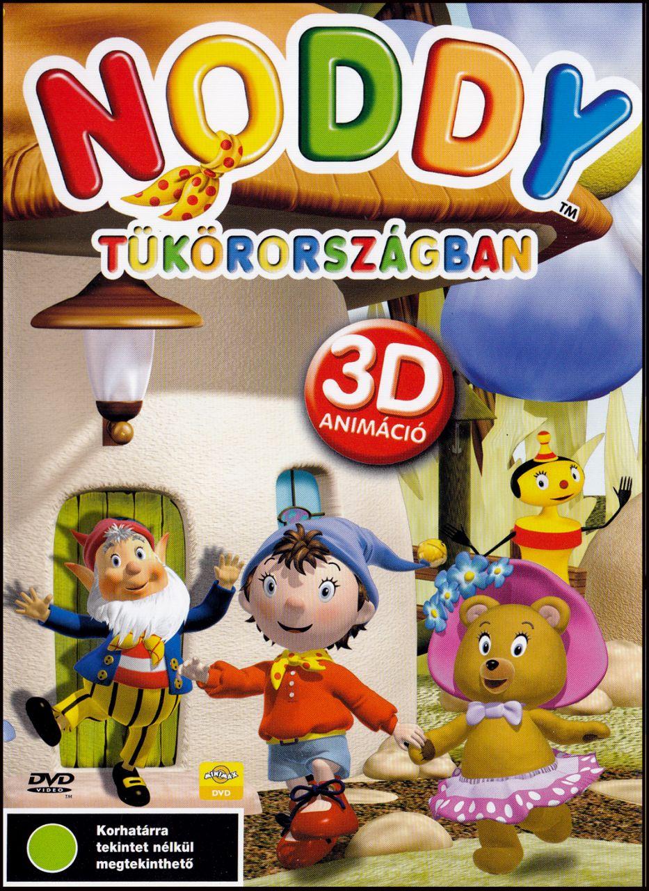Noddy Tükörországban (DVD)