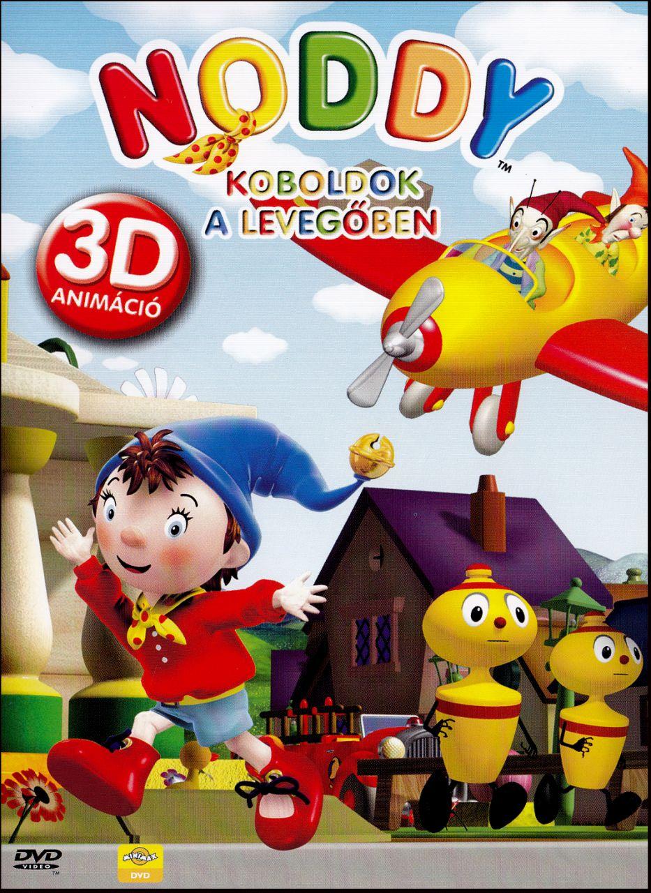 Noddy Koboldok a levegőben (DVD)