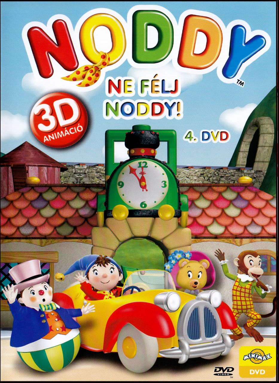 Noddy Ne félj Noddy! (DVD)