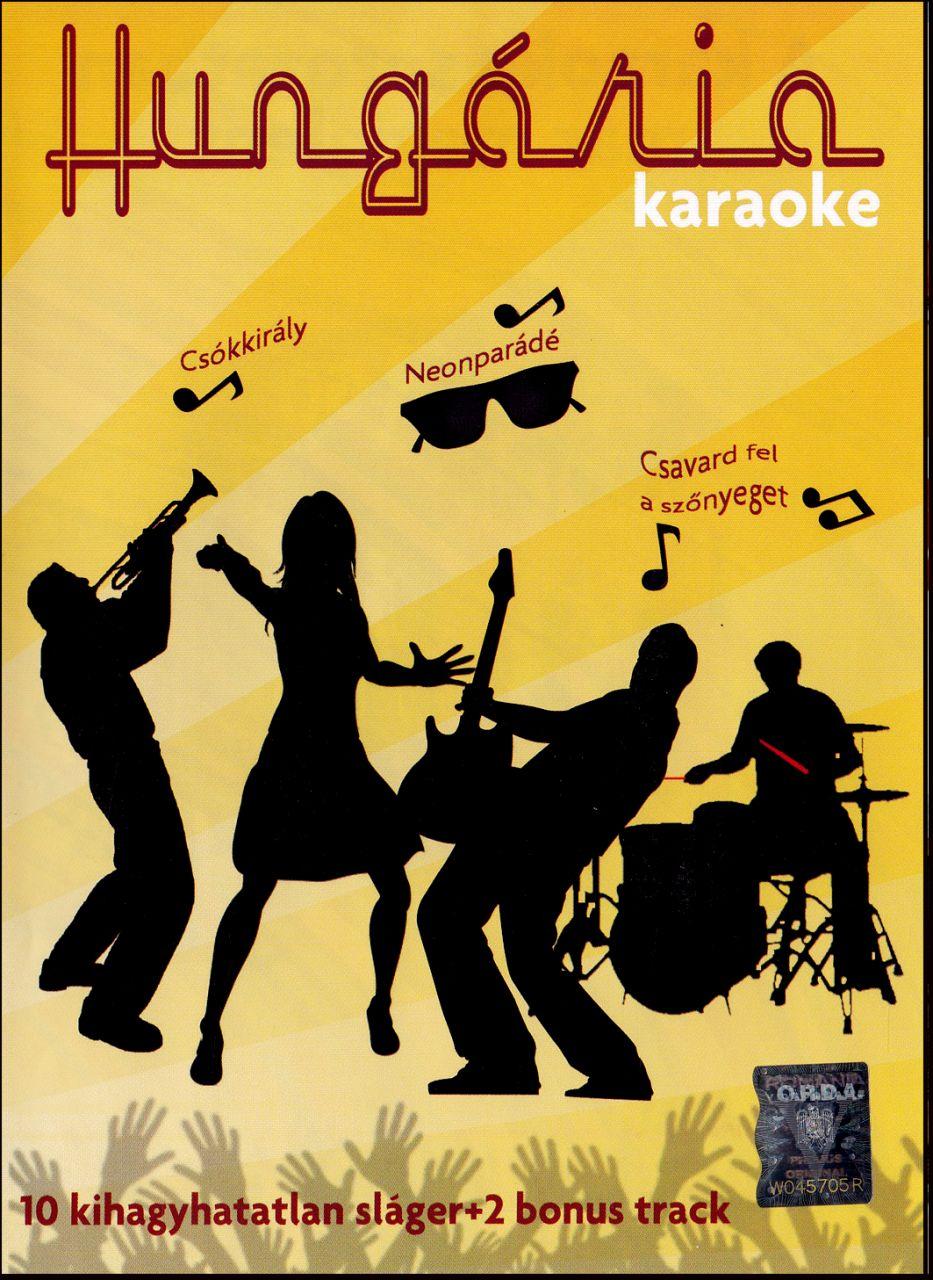 Hungária karaoke (DVD)