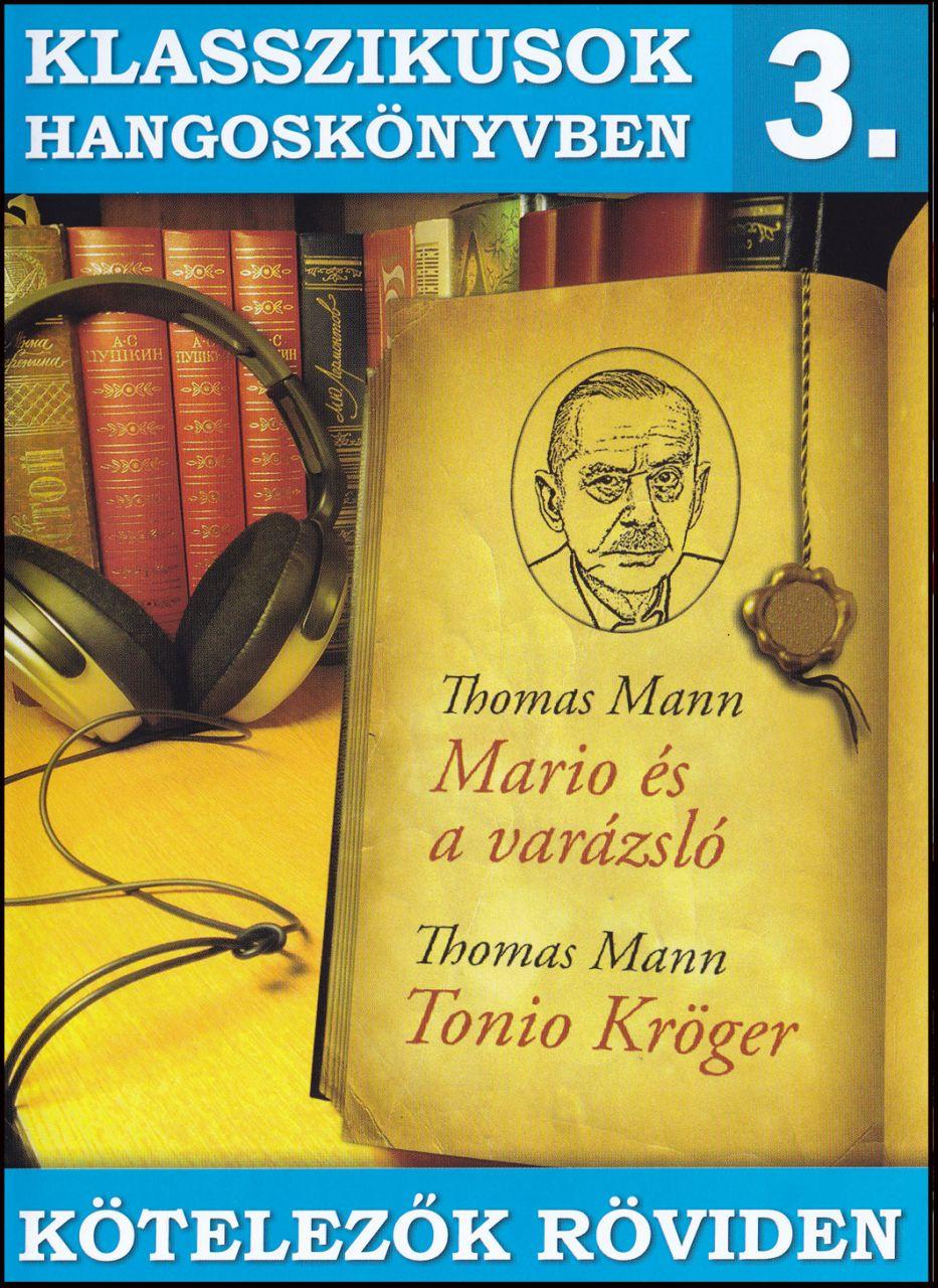Klasszikusok hangoskönyvben 3. (CD)