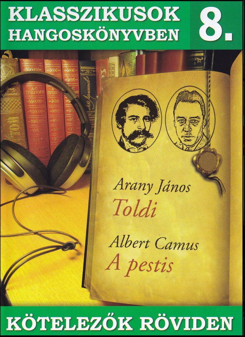 Klasszikusok hangoskönyvben 8. (CD)