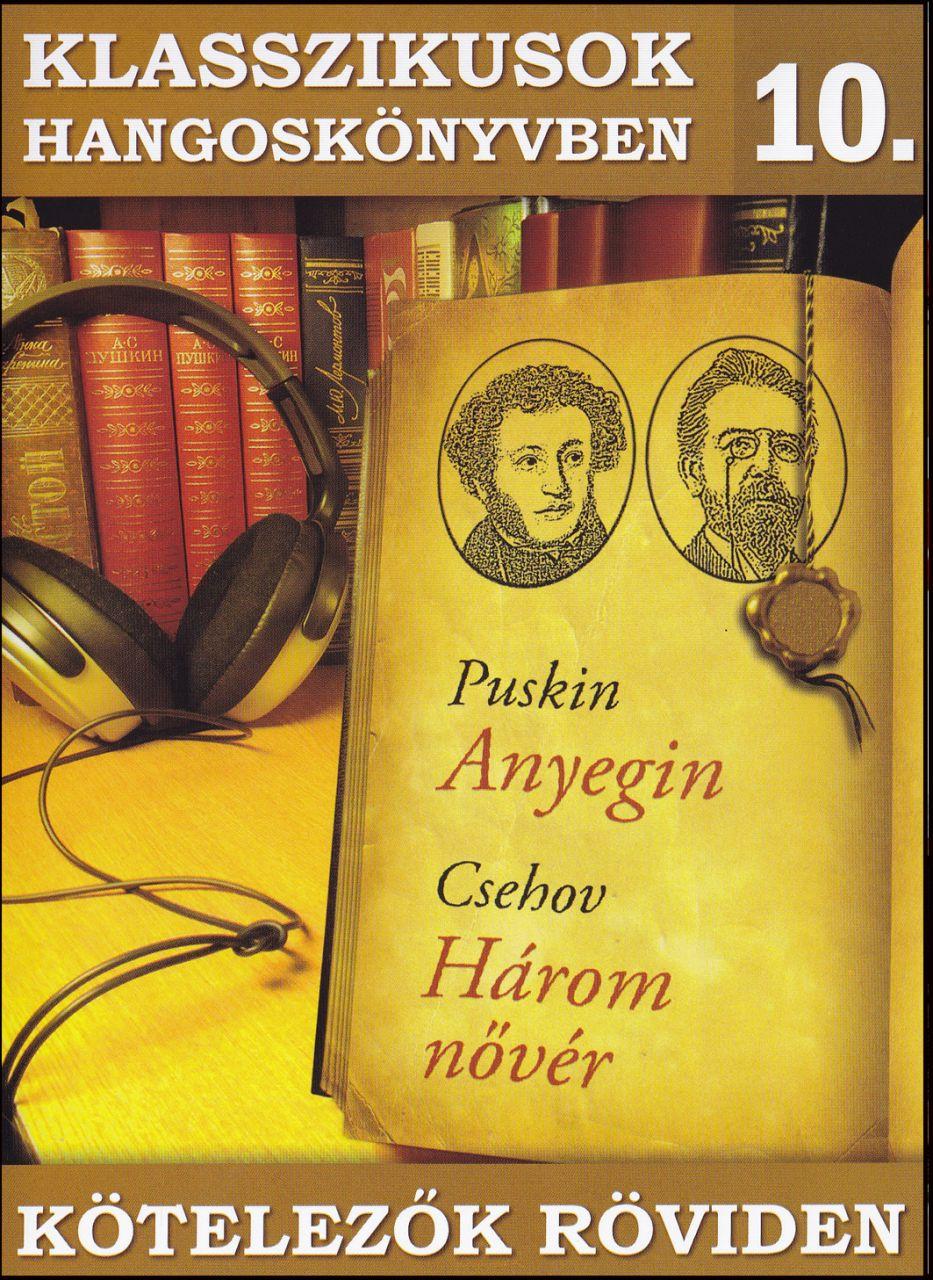 Klasszikusok hangoskönyvben 10. (CD)