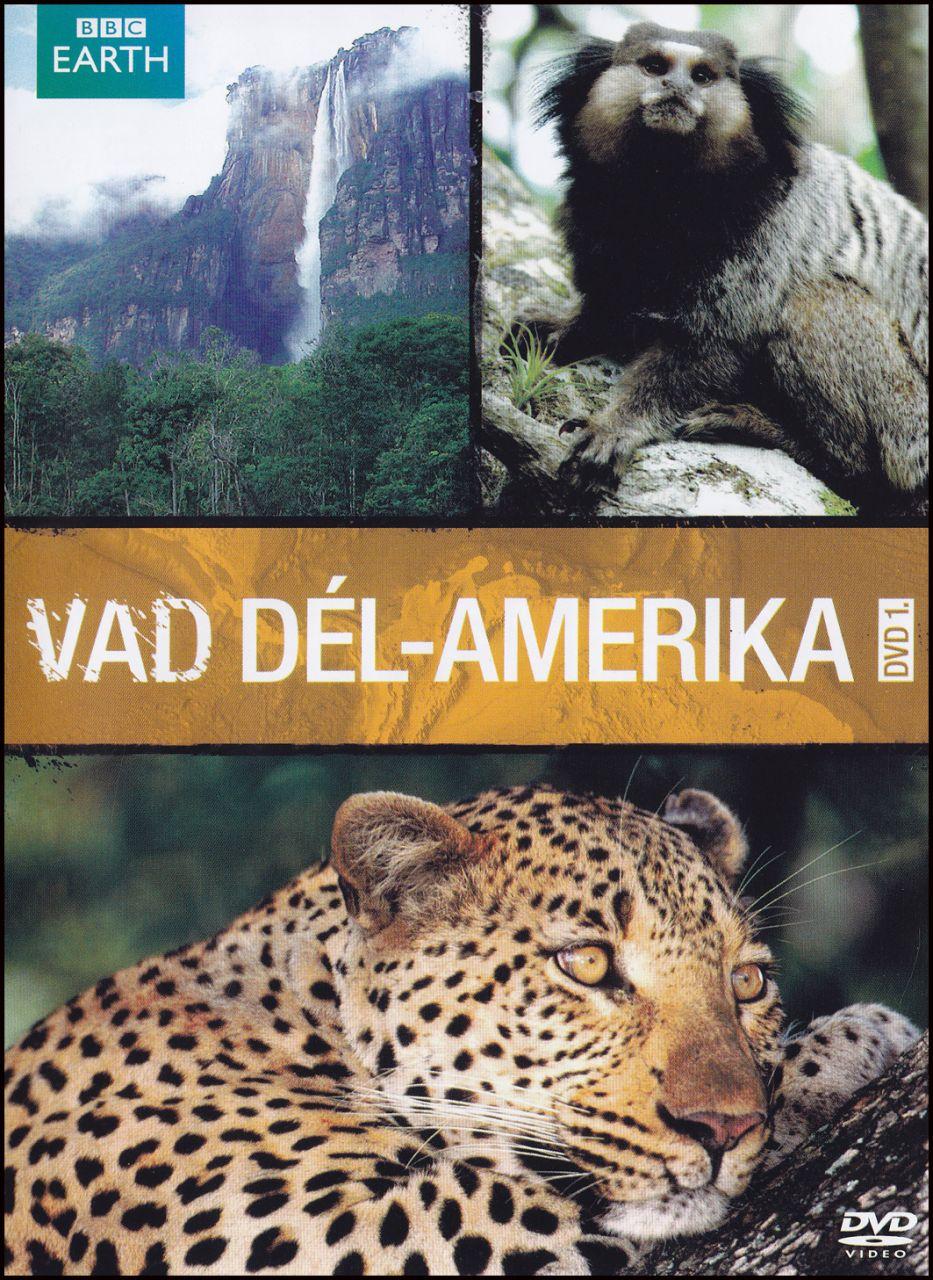Vad Dél - Amerika (DVD)