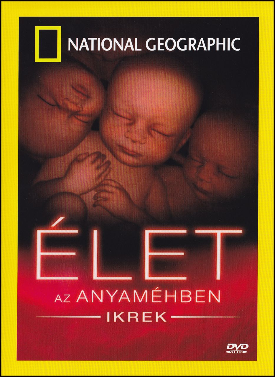 Élet az anyaméhben - ikrek - National Geographic (DVD)