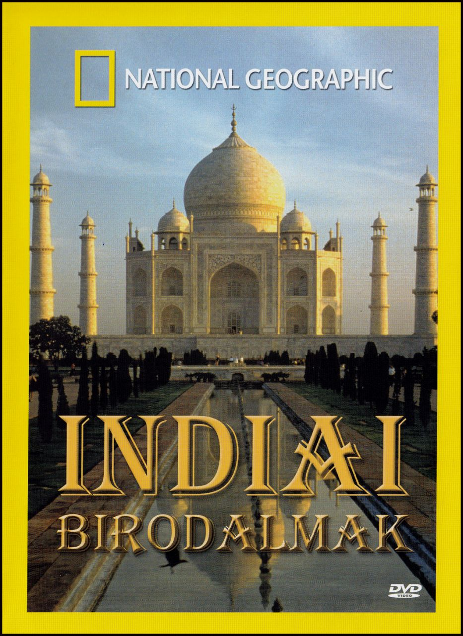 Indiai birodalmak - National Geographic (DVD)