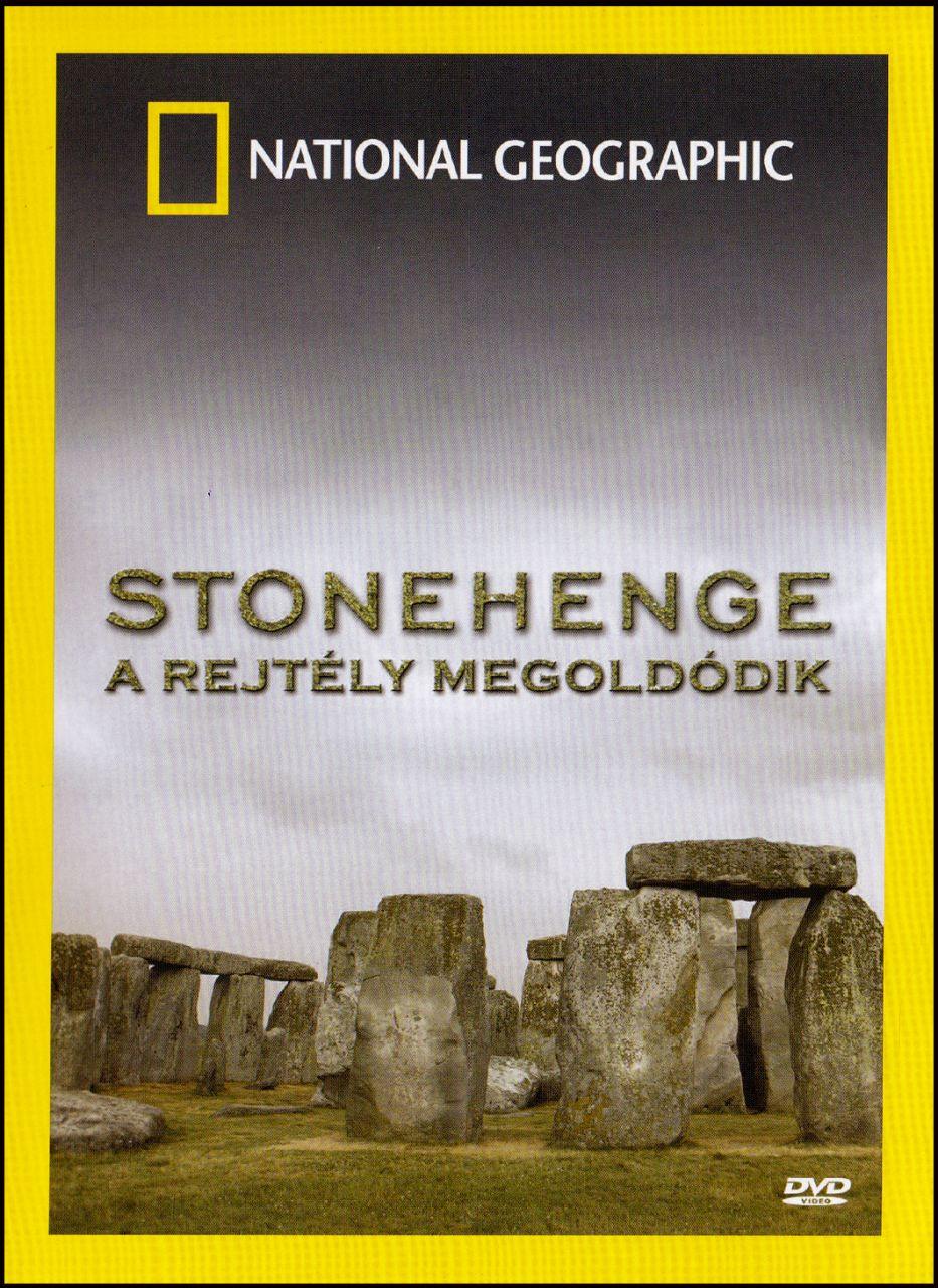 Stonehenge A relytély megoldódik - National Geographic (DVD)