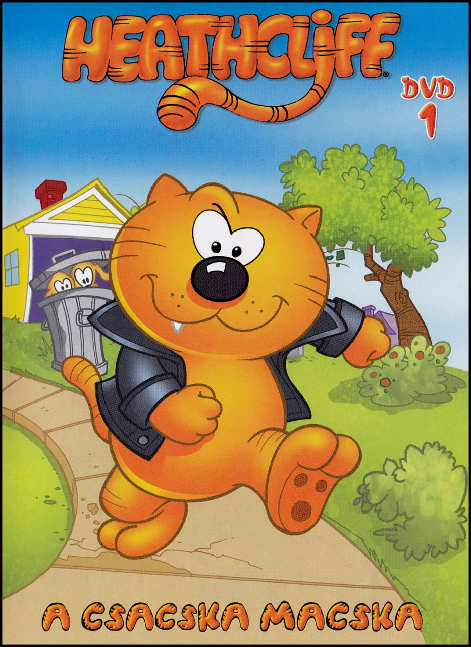 Heathcliff A csacska macska 1 (DVD)