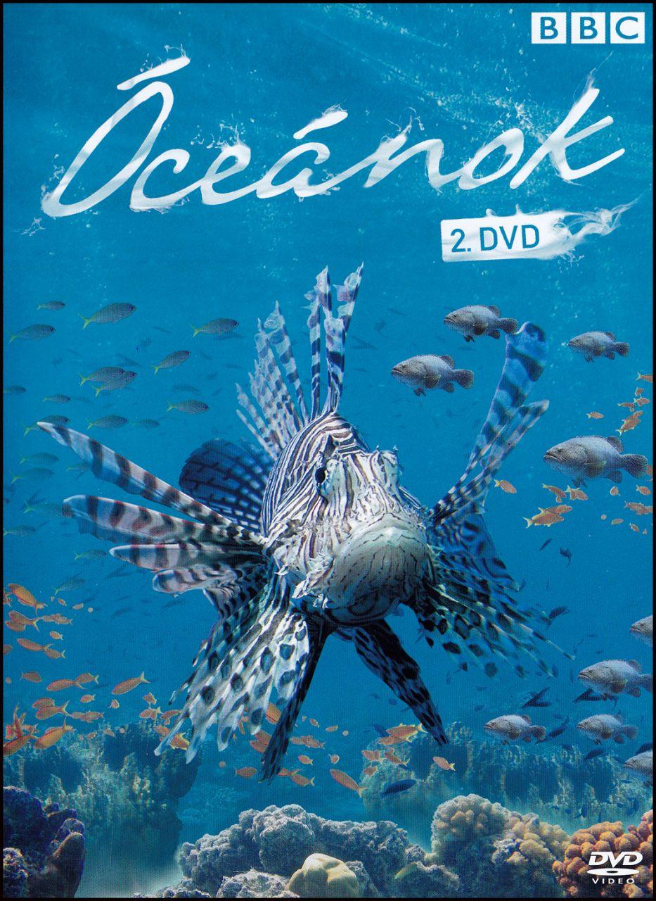 BBC Óceánok 2. (DVD)
