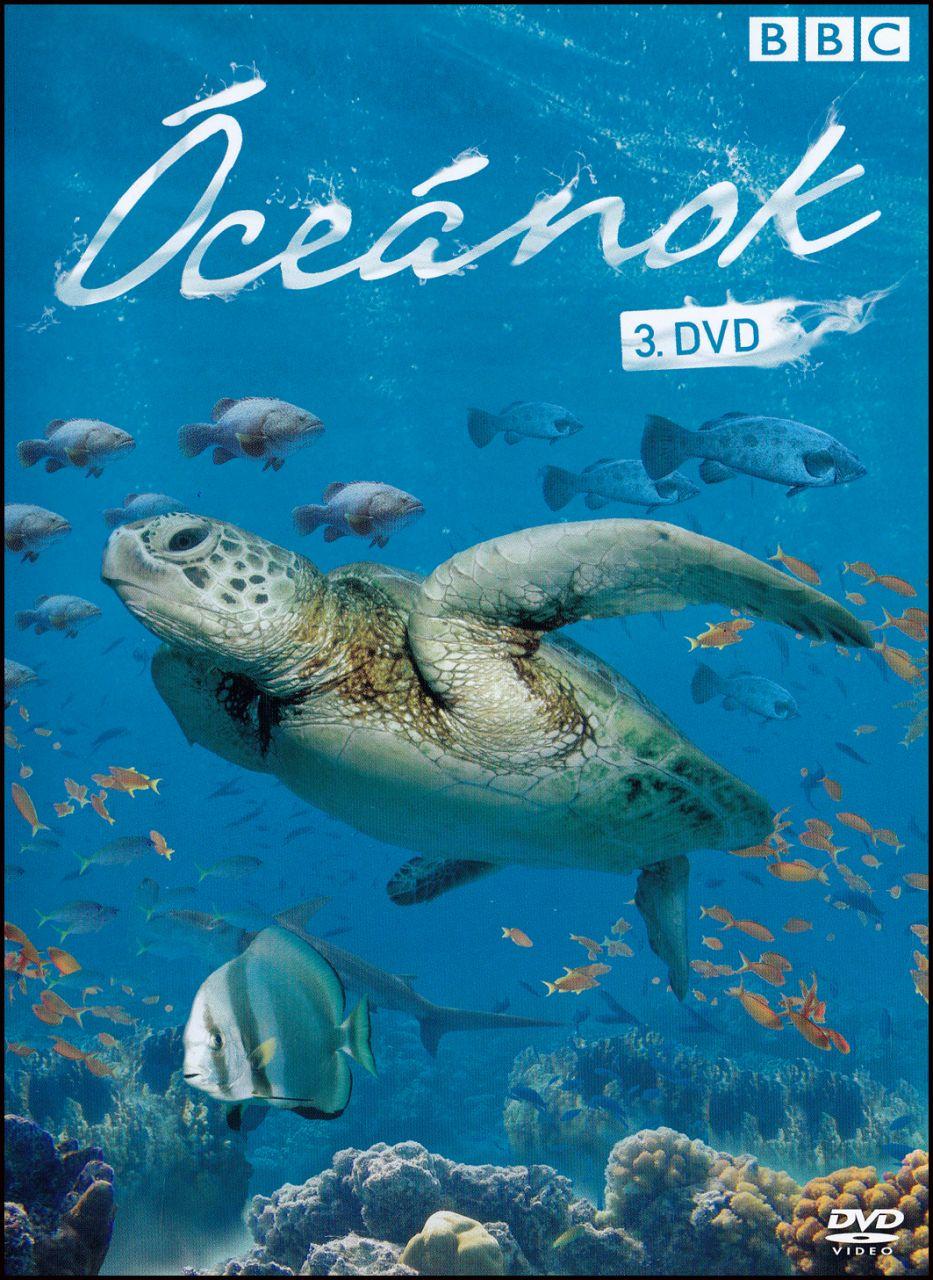 BBC Óceánok 3. (DVD)
