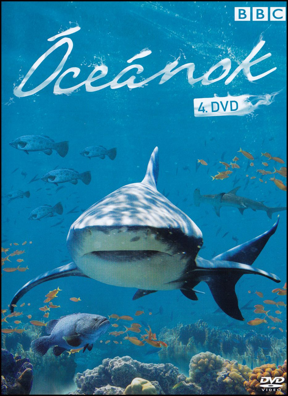 BBC Óceánok 4. (DVD)