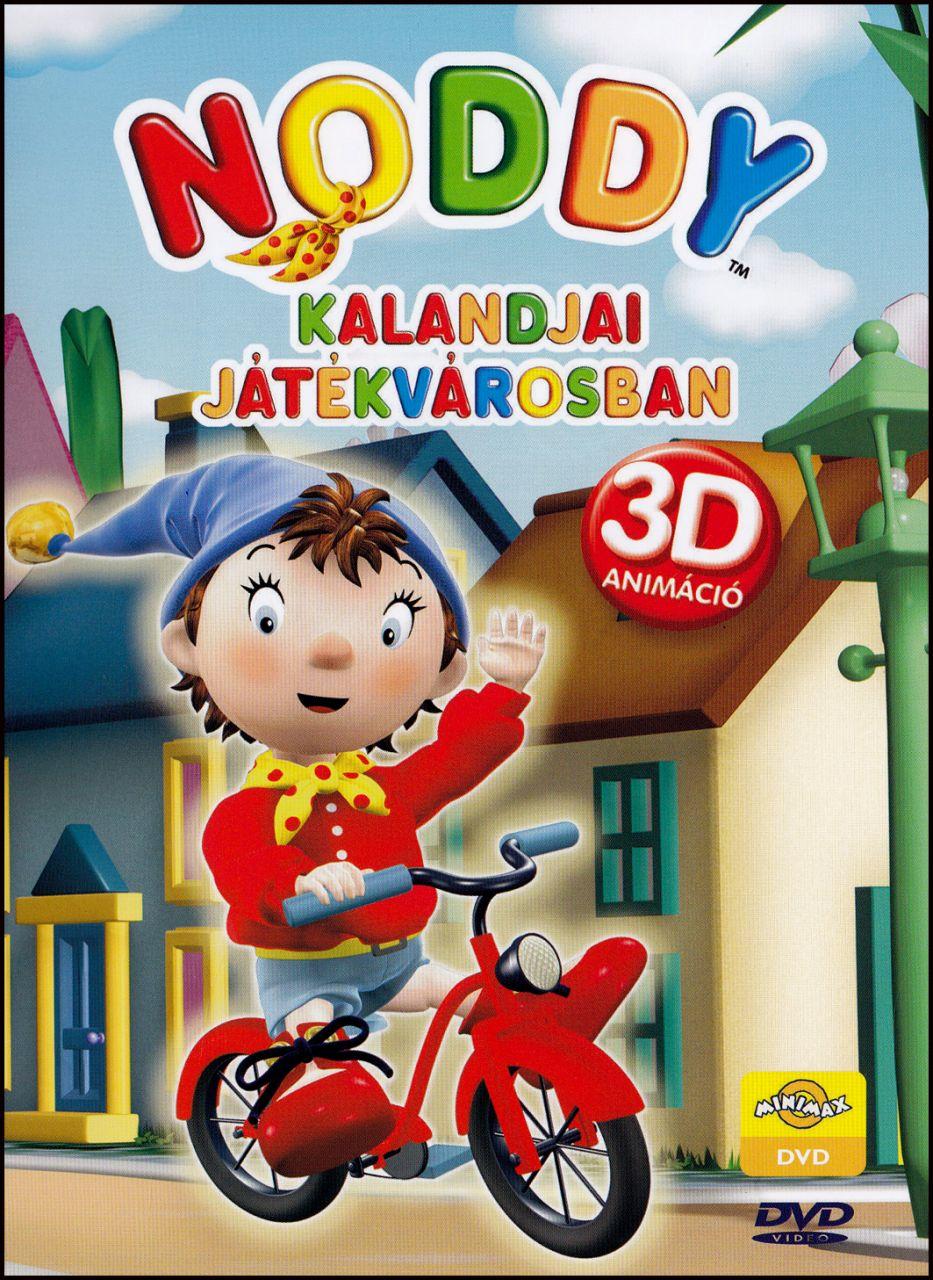 Noddy kalandjai Játékvárosban (DVD)