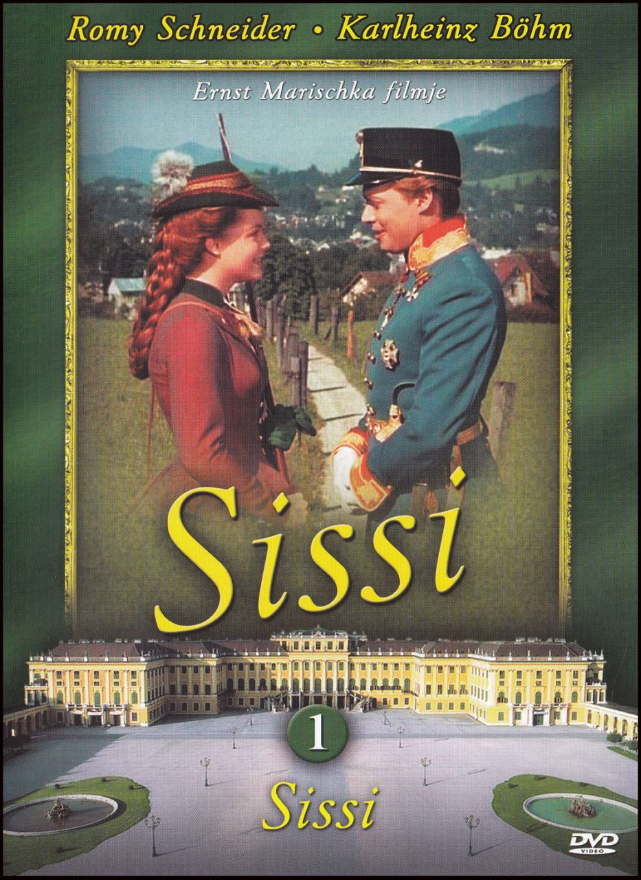 Sissi 1. (DVD)