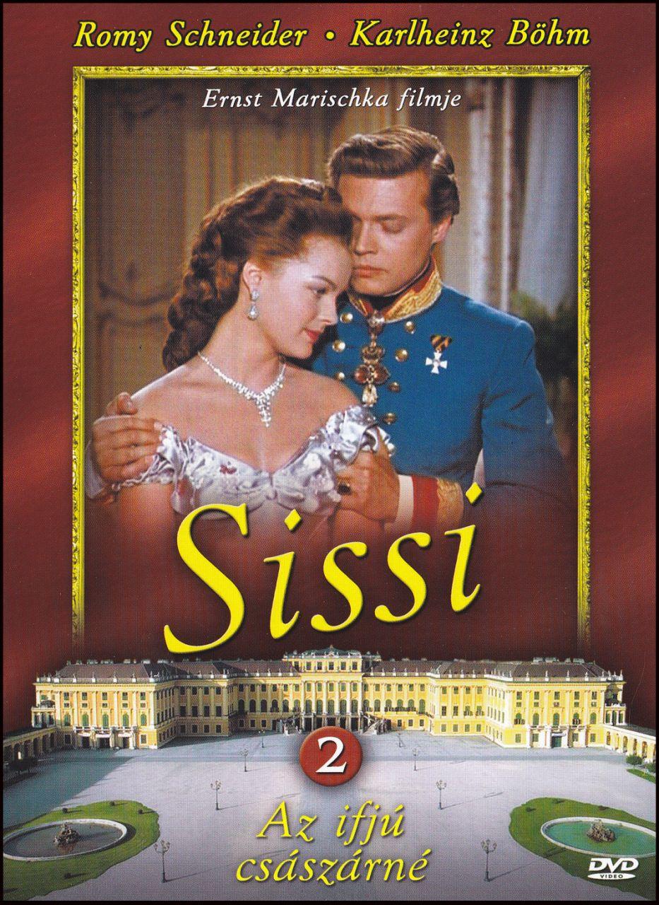 Sissi 2. (DVD)